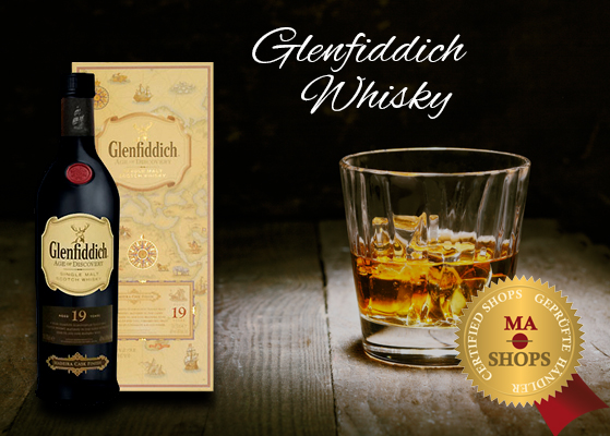 Whisky - Glenfiddich